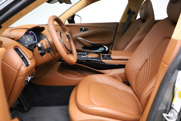 New 2021 Aston Martin DBX for sale $226,136 at Bentley Greenwich in Greenwich CT 06830 12