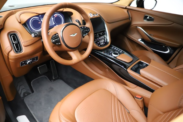 New 2021 Aston Martin DBX for sale $226,136 at Bentley Greenwich in Greenwich CT 06830 13