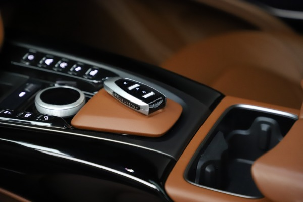 New 2021 Aston Martin DBX for sale $226,136 at Bentley Greenwich in Greenwich CT 06830 18