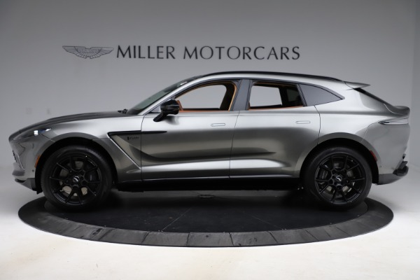New 2021 Aston Martin DBX for sale $226,136 at Bentley Greenwich in Greenwich CT 06830 2