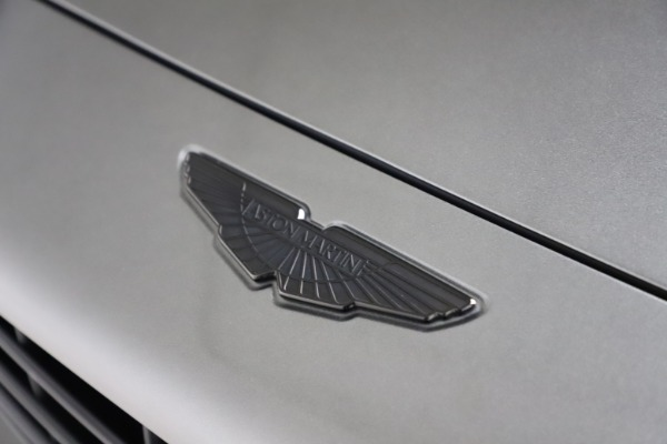 New 2021 Aston Martin DBX for sale $226,136 at Bentley Greenwich in Greenwich CT 06830 21