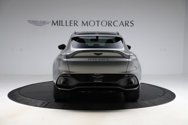 New 2021 Aston Martin DBX for sale $226,136 at Bentley Greenwich in Greenwich CT 06830 5