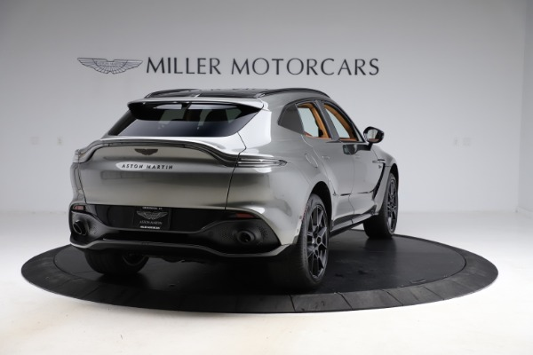 New 2021 Aston Martin DBX for sale $226,136 at Bentley Greenwich in Greenwich CT 06830 6