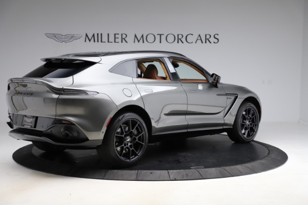 New 2021 Aston Martin DBX for sale $226,136 at Bentley Greenwich in Greenwich CT 06830 7