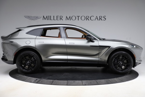New 2021 Aston Martin DBX for sale $226,136 at Bentley Greenwich in Greenwich CT 06830 8