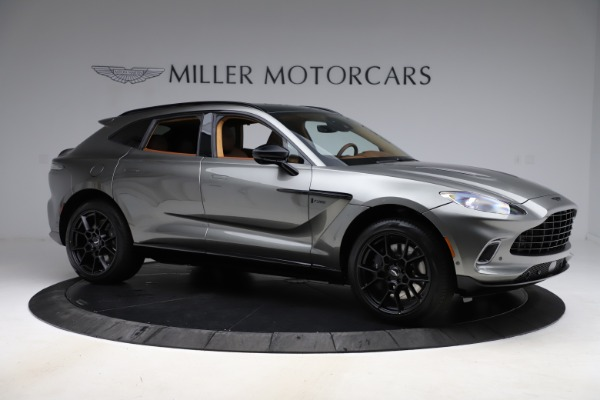 New 2021 Aston Martin DBX for sale $226,136 at Bentley Greenwich in Greenwich CT 06830 9