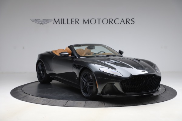 New 2021 Aston Martin DBS Superleggera Volante Convertible for sale $402,786 at Bentley Greenwich in Greenwich CT 06830 10