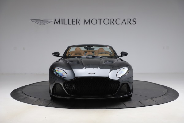 New 2021 Aston Martin DBS Superleggera Volante Convertible for sale $402,786 at Bentley Greenwich in Greenwich CT 06830 11