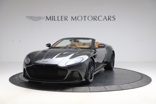 New 2021 Aston Martin DBS Superleggera Volante Convertible for sale $402,786 at Bentley Greenwich in Greenwich CT 06830 12