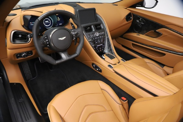 New 2021 Aston Martin DBS Superleggera Volante Convertible for sale $402,786 at Bentley Greenwich in Greenwich CT 06830 13