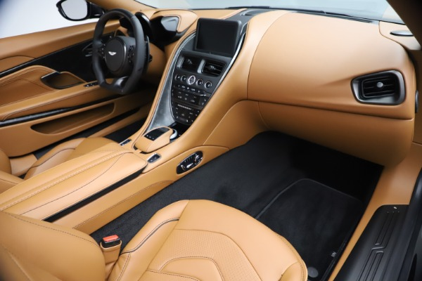 New 2021 Aston Martin DBS Superleggera Volante Convertible for sale $402,786 at Bentley Greenwich in Greenwich CT 06830 21