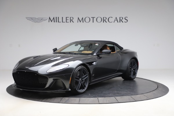 New 2021 Aston Martin DBS Superleggera Volante Convertible for sale $402,786 at Bentley Greenwich in Greenwich CT 06830 25