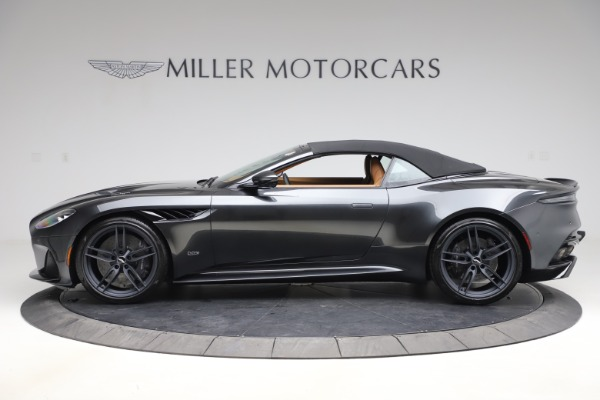New 2021 Aston Martin DBS Superleggera Volante Convertible for sale $402,786 at Bentley Greenwich in Greenwich CT 06830 26