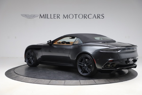 New 2021 Aston Martin DBS Superleggera Volante Convertible for sale $402,786 at Bentley Greenwich in Greenwich CT 06830 27