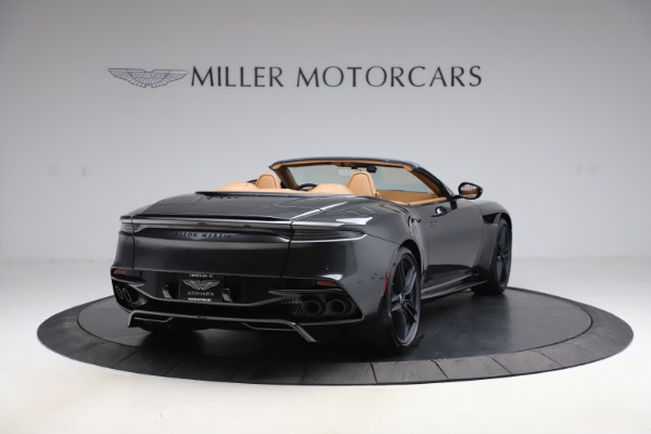 New 2021 Aston Martin DBS Superleggera Volante Convertible for sale $402,786 at Bentley Greenwich in Greenwich CT 06830 6