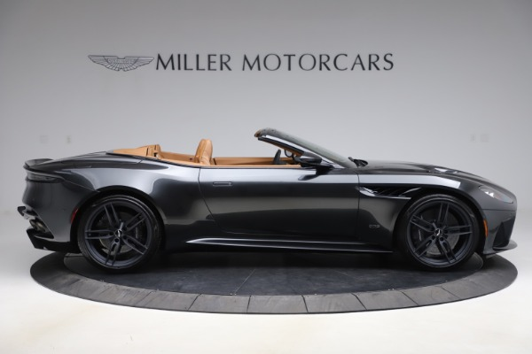 New 2021 Aston Martin DBS Superleggera Volante Convertible for sale $402,786 at Bentley Greenwich in Greenwich CT 06830 8