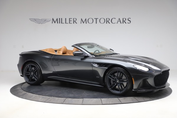 New 2021 Aston Martin DBS Superleggera Volante Convertible for sale $402,786 at Bentley Greenwich in Greenwich CT 06830 9