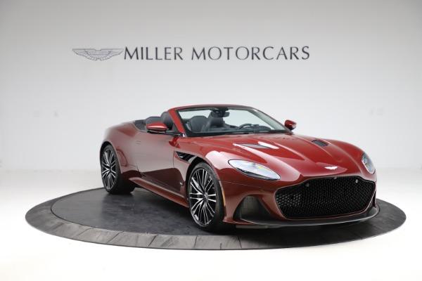 New 2021 Aston Martin DBS Superleggera Volante for sale $362,486 at Bentley Greenwich in Greenwich CT 06830 10