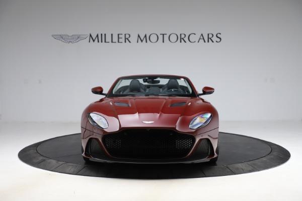 New 2021 Aston Martin DBS Superleggera Volante for sale $362,486 at Bentley Greenwich in Greenwich CT 06830 11