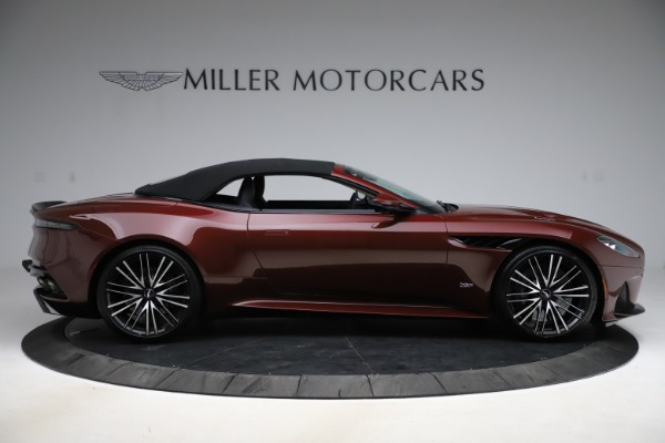 New 2021 Aston Martin DBS Superleggera Volante for sale $362,486 at Bentley Greenwich in Greenwich CT 06830 12