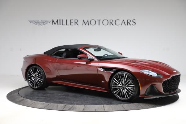 New 2021 Aston Martin DBS Superleggera Volante for sale $362,486 at Bentley Greenwich in Greenwich CT 06830 13