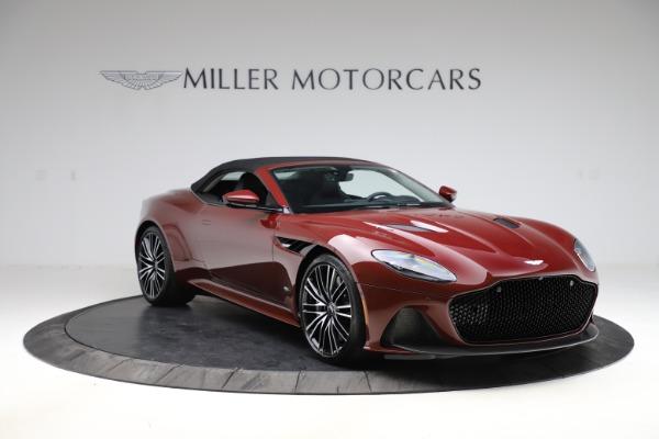 New 2021 Aston Martin DBS Superleggera Volante for sale $362,486 at Bentley Greenwich in Greenwich CT 06830 14