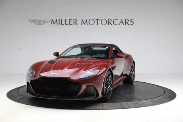 New 2021 Aston Martin DBS Superleggera Volante for sale $362,486 at Bentley Greenwich in Greenwich CT 06830 16