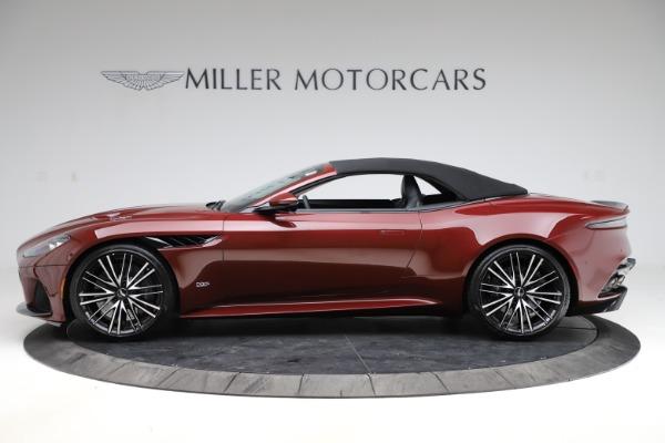 New 2021 Aston Martin DBS Superleggera Volante for sale $362,486 at Bentley Greenwich in Greenwich CT 06830 17