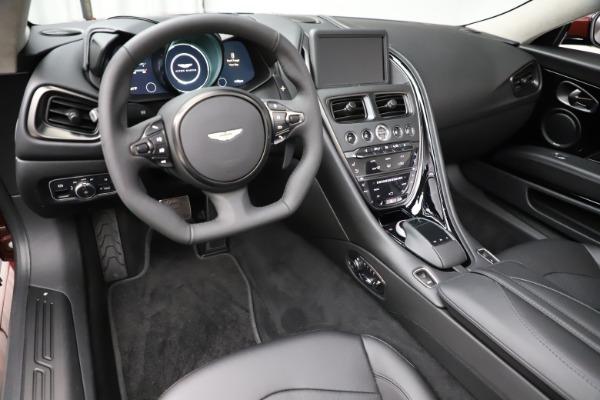New 2021 Aston Martin DBS Superleggera Volante for sale $362,486 at Bentley Greenwich in Greenwich CT 06830 19
