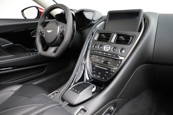 New 2021 Aston Martin DBS Superleggera Volante for sale $362,486 at Bentley Greenwich in Greenwich CT 06830 22