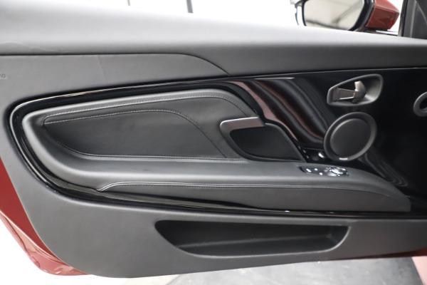 New 2021 Aston Martin DBS Superleggera Volante for sale $362,486 at Bentley Greenwich in Greenwich CT 06830 23