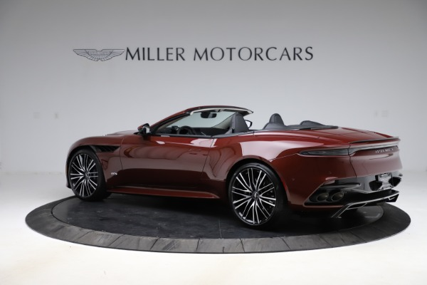 New 2021 Aston Martin DBS Superleggera Volante for sale $362,486 at Bentley Greenwich in Greenwich CT 06830 3