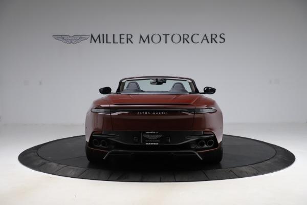 New 2021 Aston Martin DBS Superleggera Volante for sale $362,486 at Bentley Greenwich in Greenwich CT 06830 5
