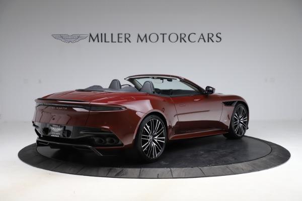 New 2021 Aston Martin DBS Superleggera Volante for sale $362,486 at Bentley Greenwich in Greenwich CT 06830 7