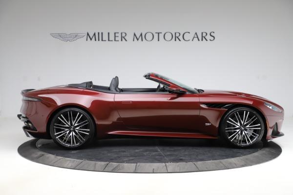 New 2021 Aston Martin DBS Superleggera Volante for sale $362,486 at Bentley Greenwich in Greenwich CT 06830 8