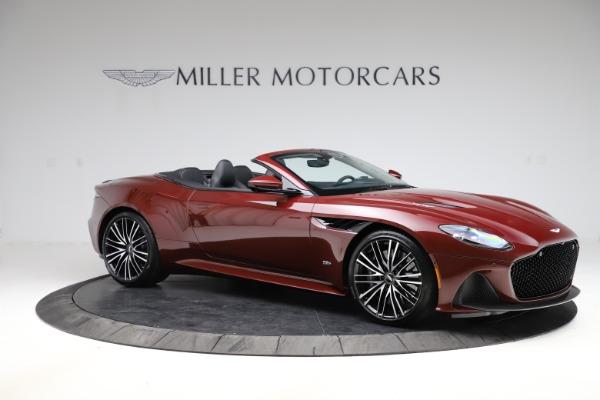 New 2021 Aston Martin DBS Superleggera Volante for sale $362,486 at Bentley Greenwich in Greenwich CT 06830 9