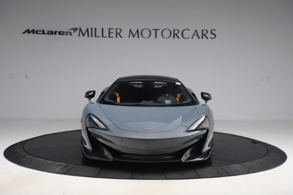 Used 2019 McLaren 600LT Coupe for sale $229,900 at Bentley Greenwich in Greenwich CT 06830 10