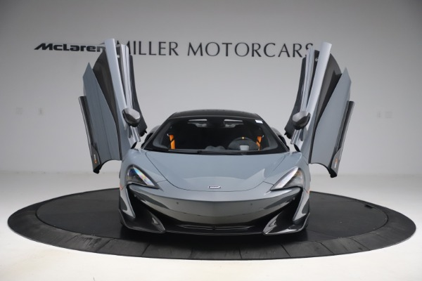 Used 2019 McLaren 600LT Coupe for sale $229,900 at Bentley Greenwich in Greenwich CT 06830 11