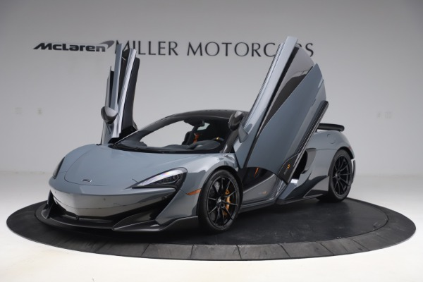 Used 2019 McLaren 600LT Coupe for sale $229,900 at Bentley Greenwich in Greenwich CT 06830 12