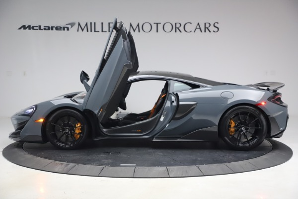 Used 2019 McLaren 600LT Coupe for sale $229,900 at Bentley Greenwich in Greenwich CT 06830 13