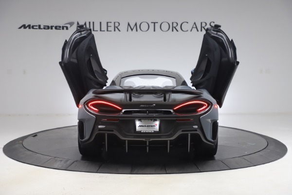 Used 2019 McLaren 600LT Coupe for sale $229,900 at Bentley Greenwich in Greenwich CT 06830 15