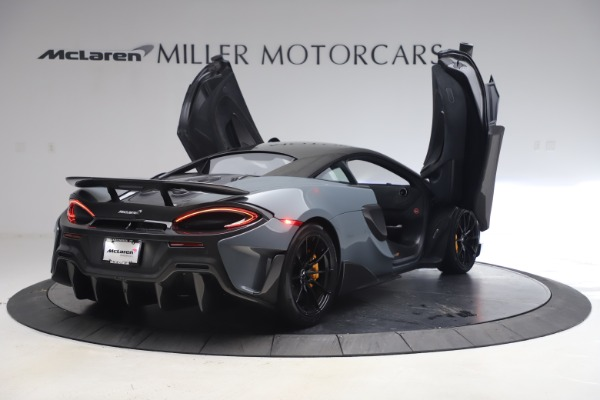 Used 2019 McLaren 600LT Coupe for sale $229,900 at Bentley Greenwich in Greenwich CT 06830 16