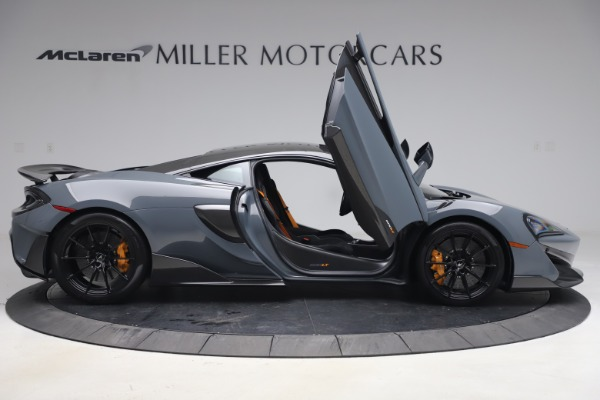 Used 2019 McLaren 600LT Coupe for sale $229,900 at Bentley Greenwich in Greenwich CT 06830 17