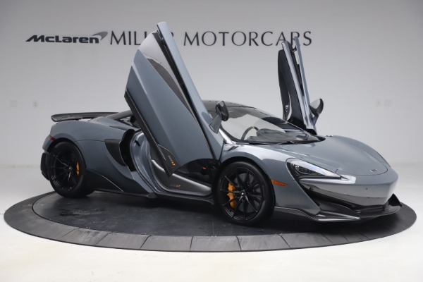 Used 2019 McLaren 600LT Coupe for sale $229,900 at Bentley Greenwich in Greenwich CT 06830 18