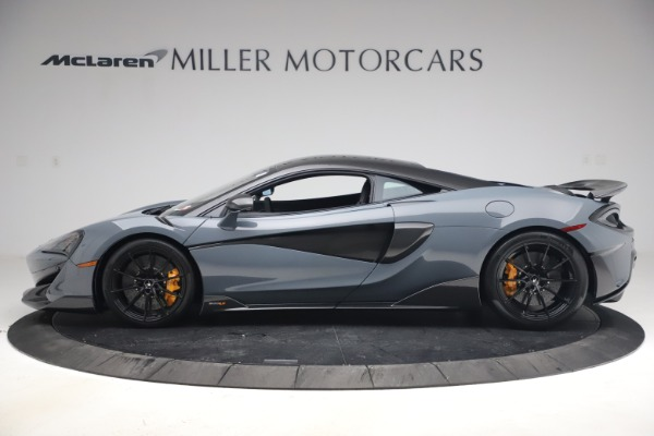 Used 2019 McLaren 600LT Coupe for sale $229,900 at Bentley Greenwich in Greenwich CT 06830 2