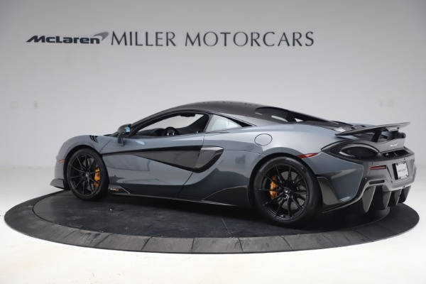 Used 2019 McLaren 600LT Coupe for sale $229,900 at Bentley Greenwich in Greenwich CT 06830 3