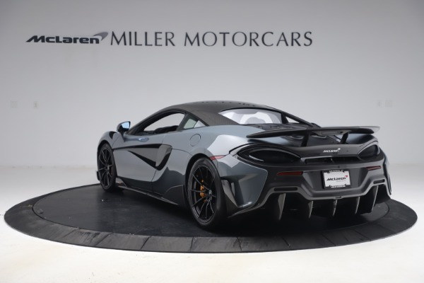 Used 2019 McLaren 600LT Coupe for sale $229,900 at Bentley Greenwich in Greenwich CT 06830 4