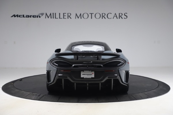 Used 2019 McLaren 600LT Coupe for sale $229,900 at Bentley Greenwich in Greenwich CT 06830 5
