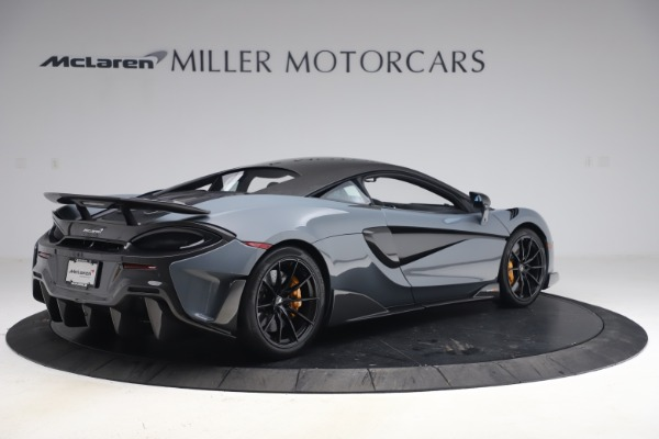 Used 2019 McLaren 600LT Coupe for sale $229,900 at Bentley Greenwich in Greenwich CT 06830 7