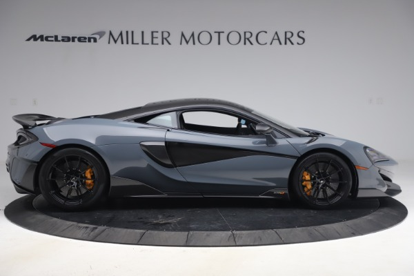 Used 2019 McLaren 600LT Coupe for sale $229,900 at Bentley Greenwich in Greenwich CT 06830 8